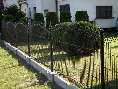 Realizacje - SIATMAR Systemy ogrodzeniowe